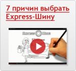 Почему Express-Шина?